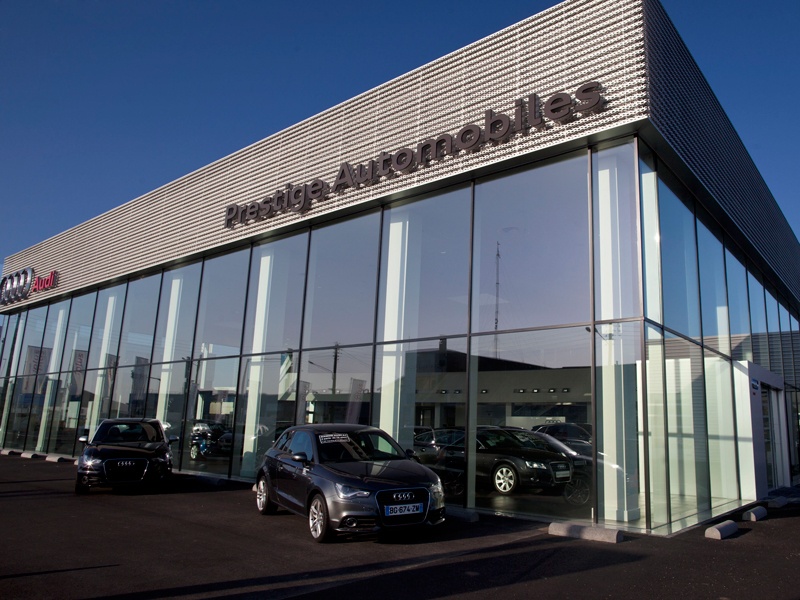 Audi saint brieuc votreautofacile for Garage automobile saint brieuc