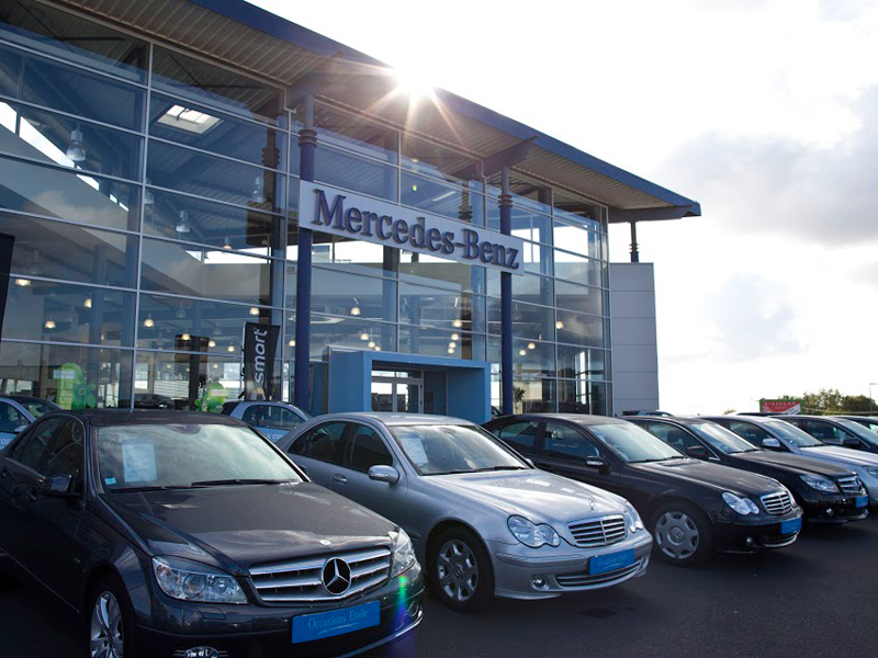 Garage mercedes etoile metz for Garage mercedes mantes