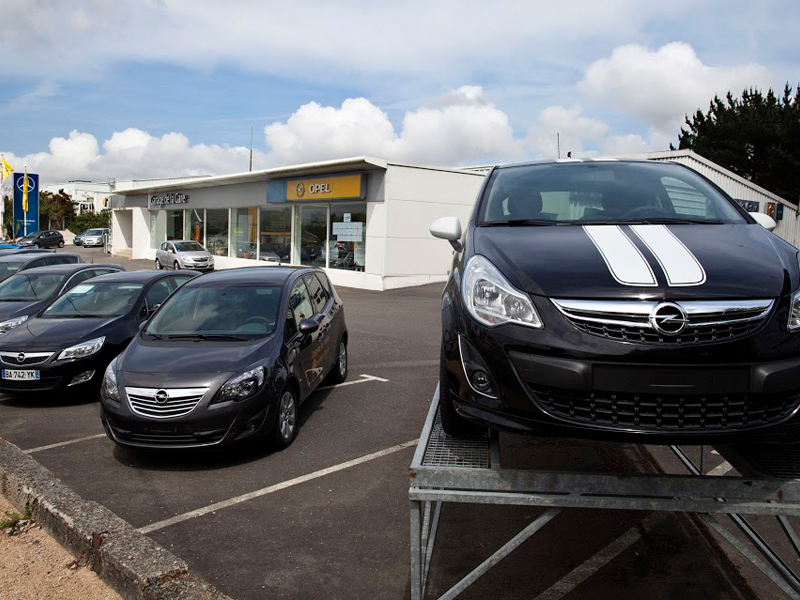 Voiture occasion saint martin des champs votreautofacile for Garage auto nantes occasion