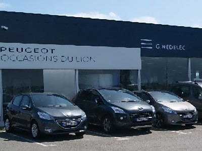 Peugeot concarneau votreautofacile for Garage ford concarneau