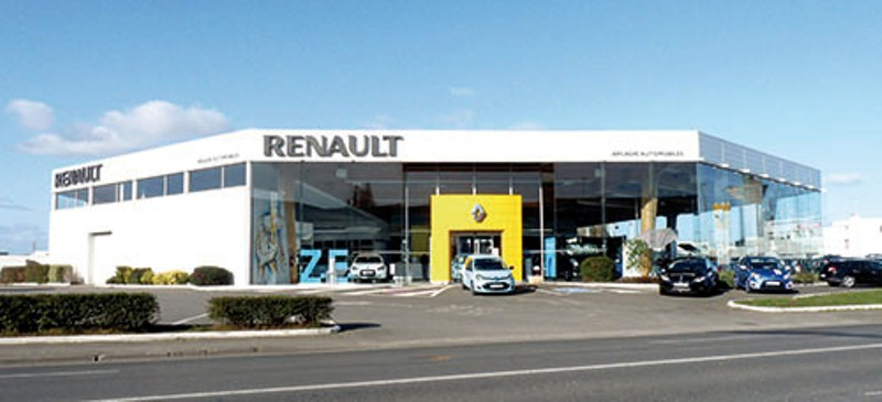 Renault saint brieuc votreautofacile for Garage automobile saint brieuc
