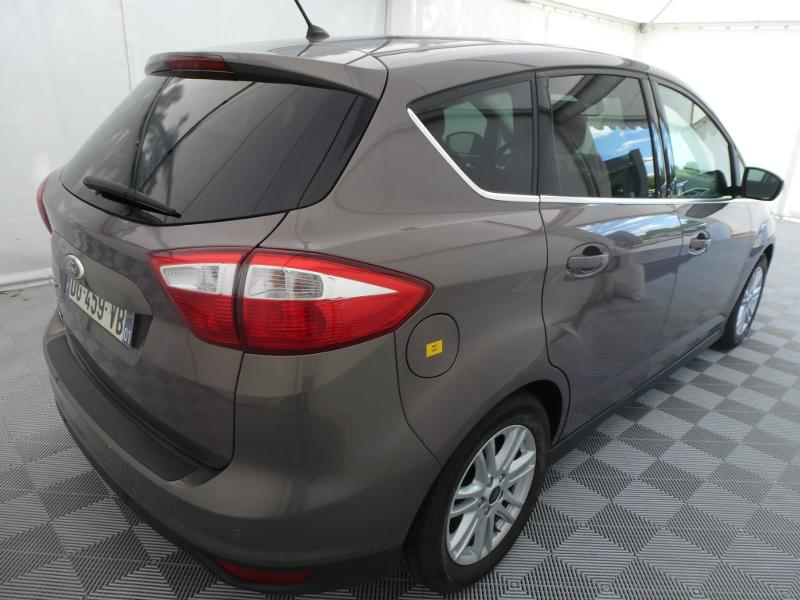 voiture occasion ford c max 1 6 tdci115 fap titanium x 2014 diesel 44600 saint nazaire loire. Black Bedroom Furniture Sets. Home Design Ideas